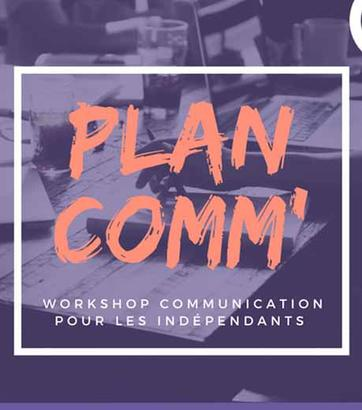 UCM Plan comm' : le workshop de votre communication